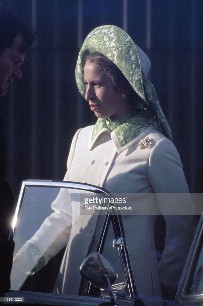 John Boyd Hats - Princess Anne attending a polo match in Windsor Great Park on 21st June 1972.   (Photo by Ray Bellisario/Popperfoto/Getty Images)