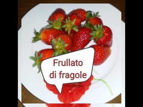 Frullato di fragole in 2 minuti - YouTube