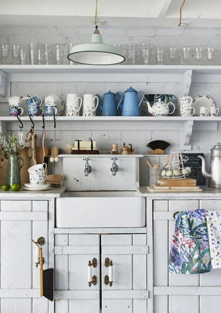 Come Arredare La Cucina In Stile Vintage Cucina Freestanding