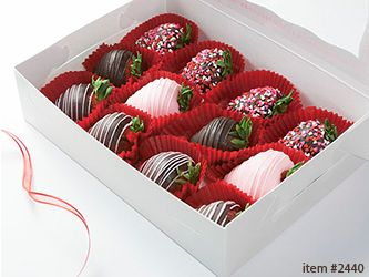 Boxes for Chocolate Covered Strawberries