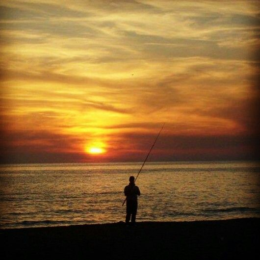 #mare #tramonto