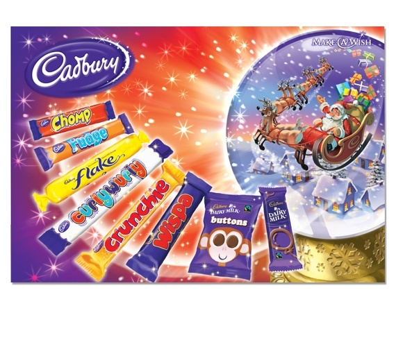 English christmas selection box; My Granddad brings me one from England every Christmas