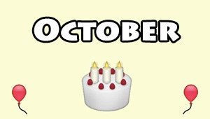 But I'm a November baby:')still pretty close buzzfeed I got October! We Know What Month You Were Born In