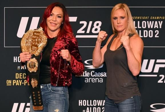 MMA DFS Playbook: UFC Fight Night 219 - Cyborg vs Holm - TJ Scott