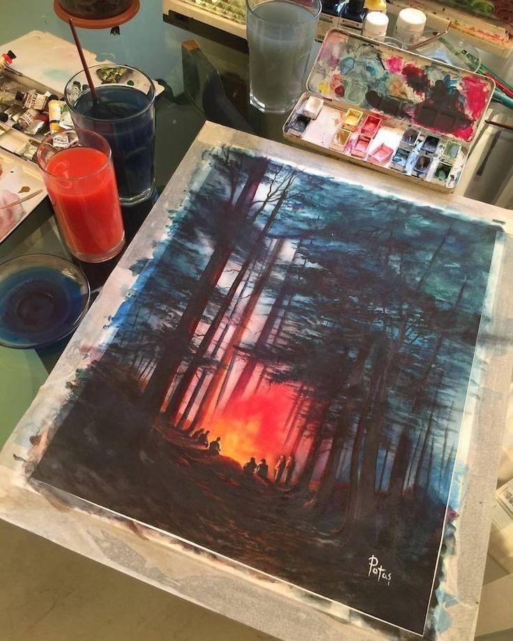 Pinterest Graceegabriel With Images Art Painting Pastel