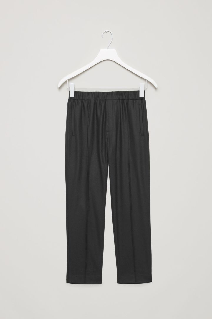 COS | Trousers with elastic waist Taille 46