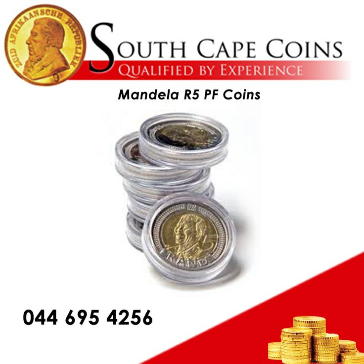 The Mandela R5 Proof coins; one of the fastest performers in the world coin community. Who would ever have thought that the Mandela R5 coins would fetch values of more than 1.9 million percent of its face value in a period of 6 years? We have been in existence for just over 10 years with experience of more than 17 years in the industry. Call us: 044 695 4256 For more information: info@southcapecoi... #Mandela #coins #investment