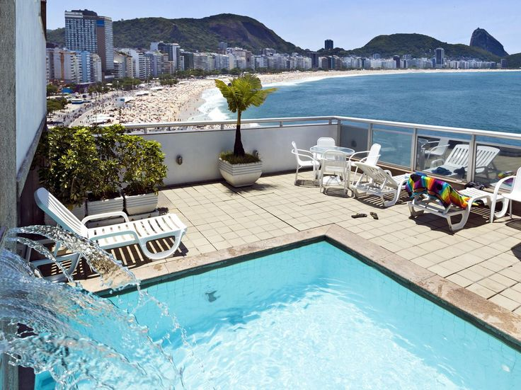 Rio De Janeiro Orla Copacabana Hotel Brazil, South America Orla Copacabana Hotel is a popular choice amongst travelers in Rio De Janeiro, whether exploring or just passing through. Featuring a complete list of amenities, guests will find their stay at the property a comfortable one. Free Wi-Fi in all rooms, 24-hour front desk, luggage storage, Wi-Fi in public areas, room service are there for guest's enjoyment. Guestrooms are fitted with all the amenities you need for a good n...