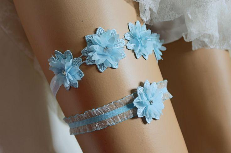 le mariage est jarretié dentelle bleu Jarretière nuptiale, accessoires de mariage, Lingerie nuptiale, Lingerie de mariage, : Autres accessoires par passionis