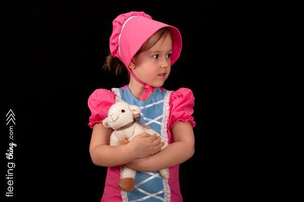 fleetingthing » Toy Story Little Bo Peep costume (tutorial)