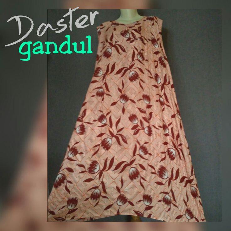 Daster Batik Gandul SMS WA 085728065344 BB 2294514D