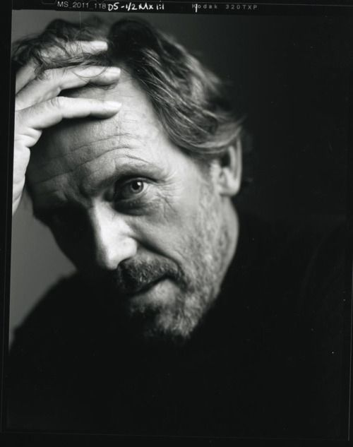 Hugh Laurie by Mark Seliger Vanity Fair May 2012