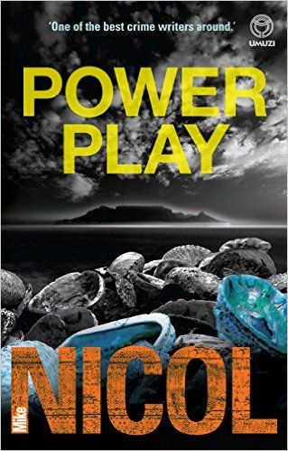 Power Play by Mike Nicol. Krista Bishop runs a security agency, for women only. Until she gets a call she can't refuse from the government spooks: guard two high-profile Chinese businessmen. Too crude for my taste.