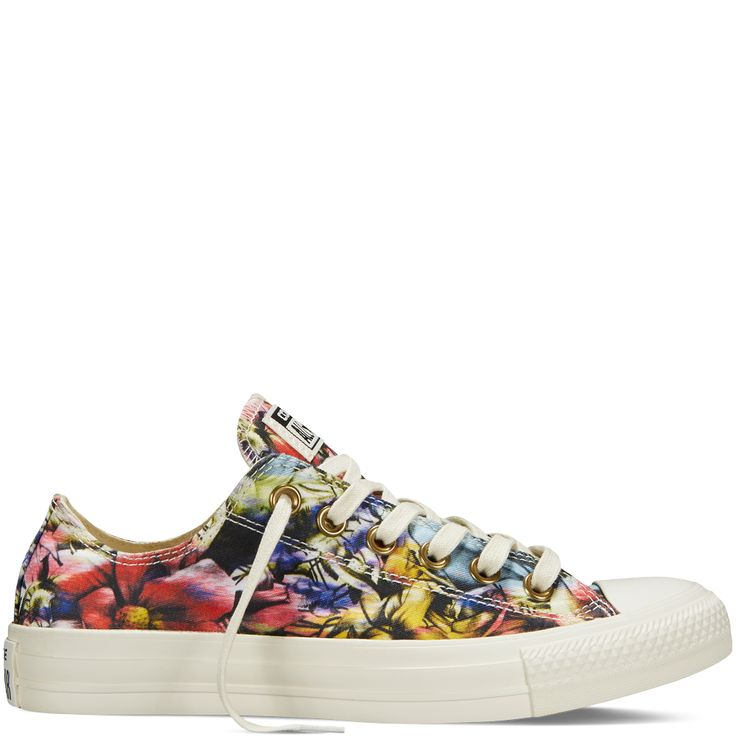 Chuck Taylor All Star Floral - Converse