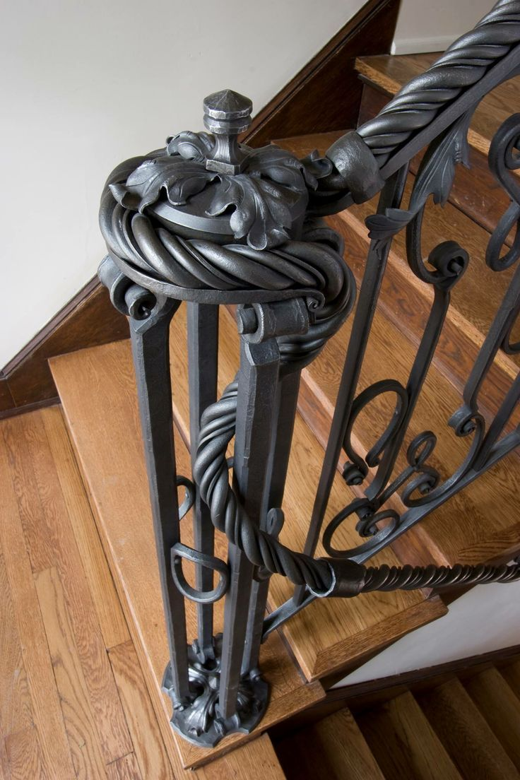 Time Consuming Stair Rail Work In 2020 Steel Handrail Wrought Iron Steel Art