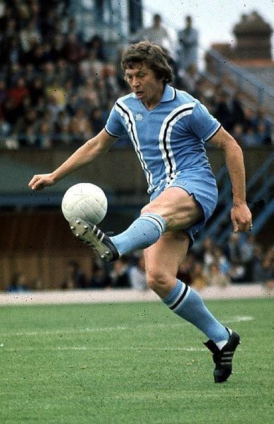 John Craven Coventry City 1976
