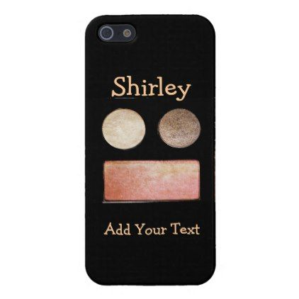 Make-Up Palette-Face by Shirley Taylor Case For iPhone SE/5/5s - makeup artist gifts style stylish unique custom stylist