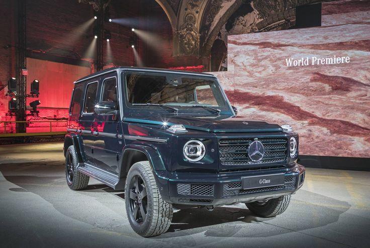 Mercedes Benz G Wagon 2018 ジムニー ゲレンデヴァーゲン Gクラス