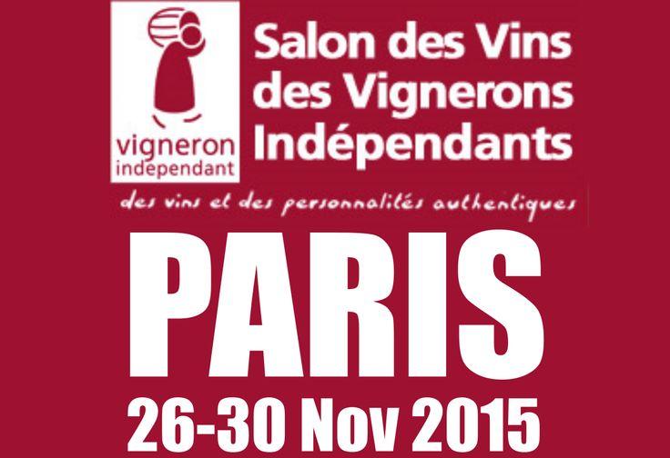 Lancement aujourd'hui du 37ème Salon du #Vin des #Vignerons #Indépendants de #Paris http://snip.ly/8dK6?utm_content=buffer9c3f6&utm_medium=social&utm_source=pinterest.com&utm_campaign=buffer