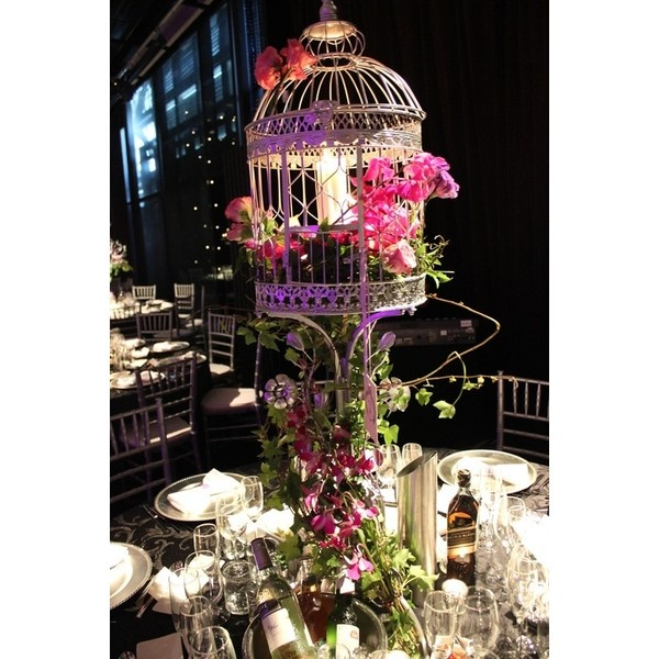 Fairytale Enchanted Garden Wedding ❤ liked on Polyvore