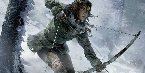 Rise of the Tomb Raider - Lara Croft is back at it. She's looking badass & has a whole new kit of tools to play with!