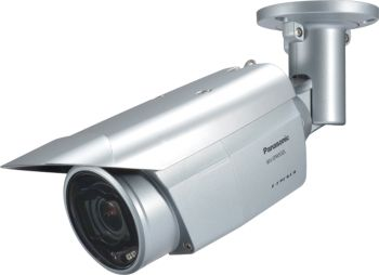 panasonic, security camera, hd camera, bullet camera
