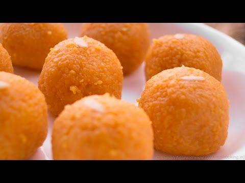 Motichoor Ladoo Recipe | Perfect Motichur Laddus - Indian Sweet | Secrets Revealed - YouTube