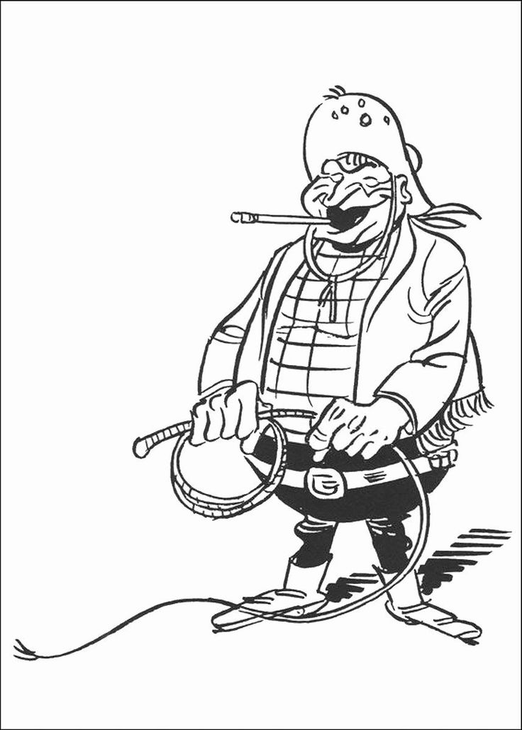 Extreme Sport Coloring Sheet in 2020 Lucky luke
