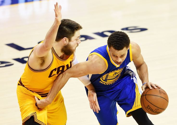 Klay Thompson's dad: 'Dellavedova, he couldn't stop Steph (Curry) if Steph was ... Steph Curry  #StephCurry