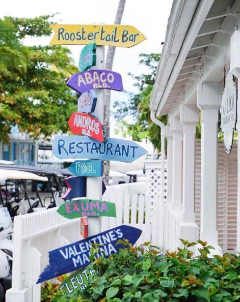 Valentines Resort U0026 Marina, Harbour Island, The Bahamas (photo By Allison  Kae Photography