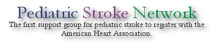Pediatric Stroke Network - for families