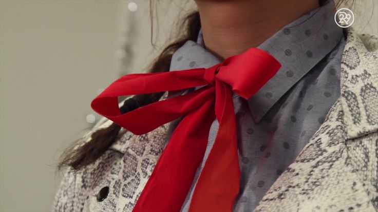 Spice up your outfit this holiday season with this simple DIY