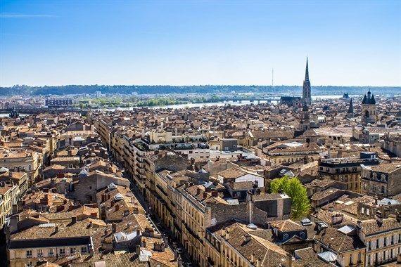 Bordeaux: weekend in 12 mosse