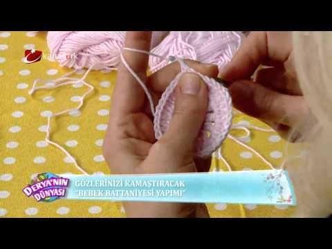 Bebek battaniyesi yapımı! (Derya'nın Dünyası) - YouTube