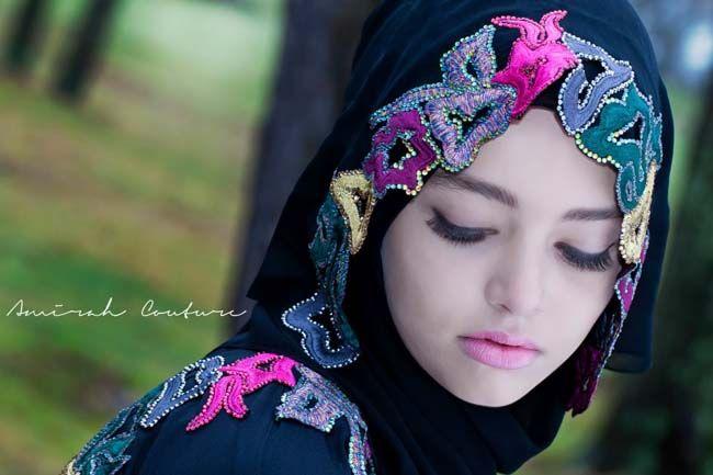 Islamic Hijab Fashion Trend 2013, Hijab Islamic Clothing Fashion