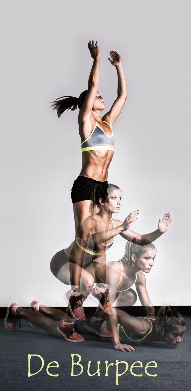 Het is de nachtmerrie van veel sporters, maar toch komt hij in menig bootcamp- en crossfittraining terug: de burpee. En dat is niet zonder reden. De oefening vraagt wat techniek en motivatie, maar als je eenmaal aan de gang bent, train je een heleboel spieren en ook nog eens je uithoudingsvermogen. En onderweg verbrand je ook nog eens flink calorieën. https://www.gezondheidsnet.nl/sporten/burpee-onmisbaar-voor-je-work-out