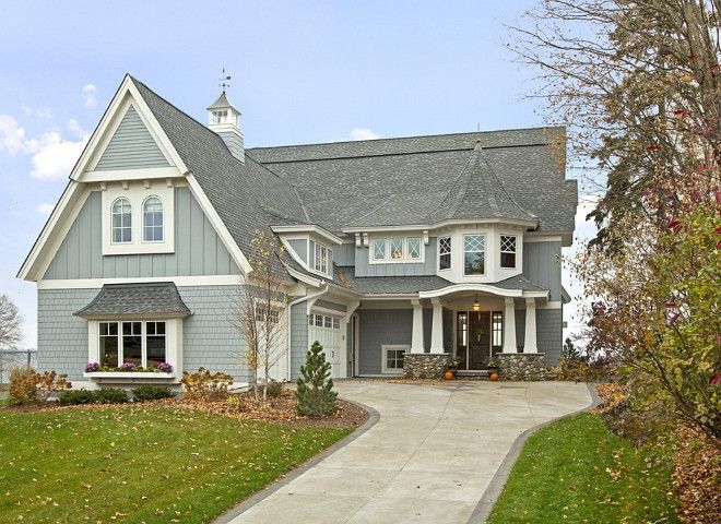 find this pin and more on new house ideas gray home exterior paint - Best Exterior Paint For Houses