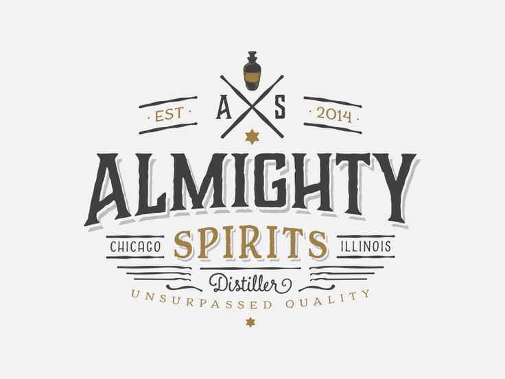 Almightyspirits by Angus Griffin
