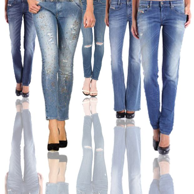 Dames jeans bij United Fashion Outlet (7 for all mankind, Circle of Trust, NYDJ, MAC, Bleulab en meer)