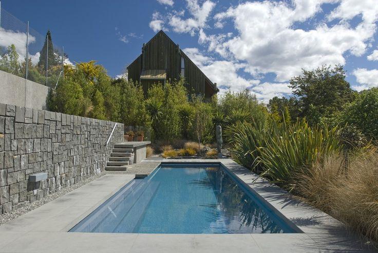Swimming Pool by Pisa Pools, trading as Mayfair Pools Otago