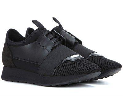 Erkek Yeni Sezon Günlük Spor Ayakkabı Siyah
