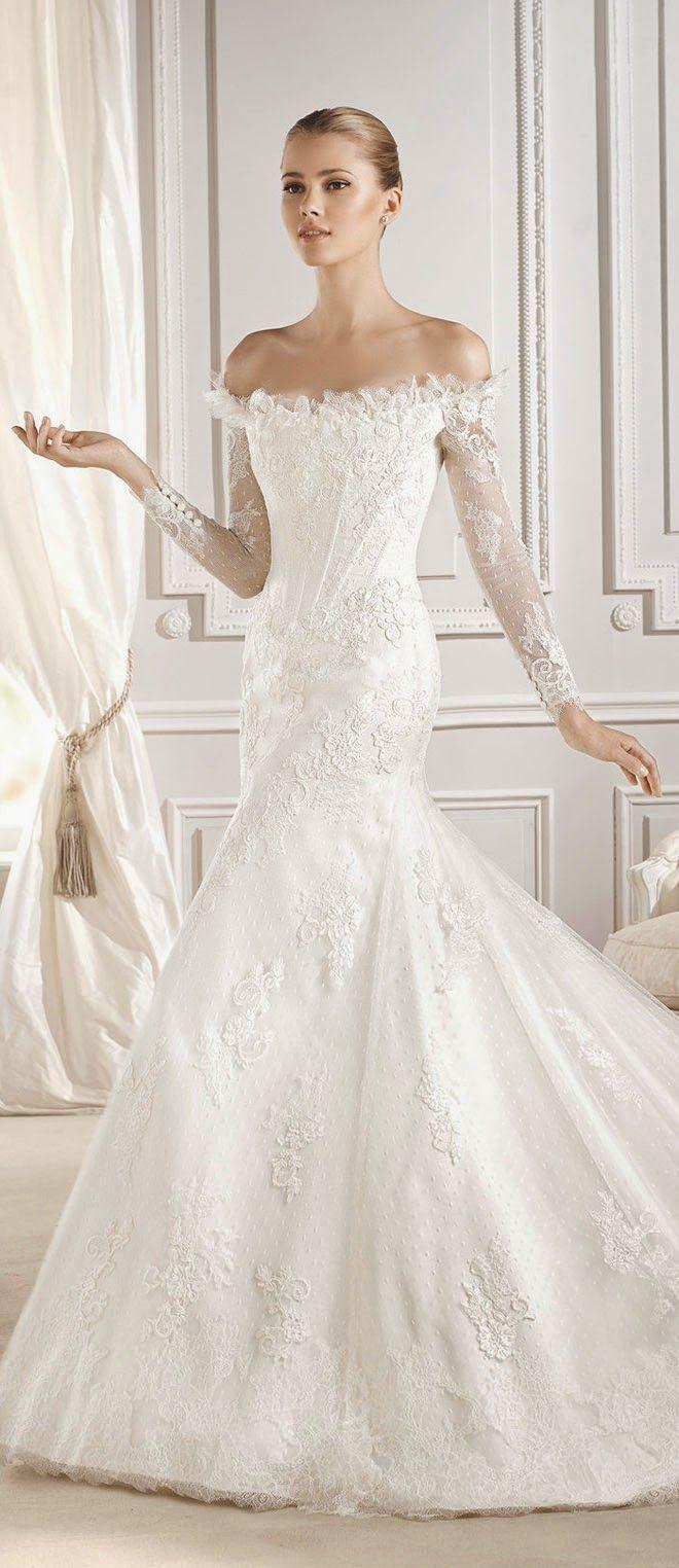 76 best la sposa barcelona wedding dresses images on for La sposa wedding dress
