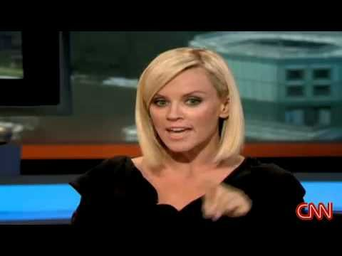 """Jenny McCarthy talks to CNN on how she cured her sons Autism caused by VACCINATIONS! ~~~~ """"People are also dying from vaccinations. My son died i n front of me for two minutes."""" Jenny McCarthy talks about how she cured her son from Autism created by unsafe vaccinations."""