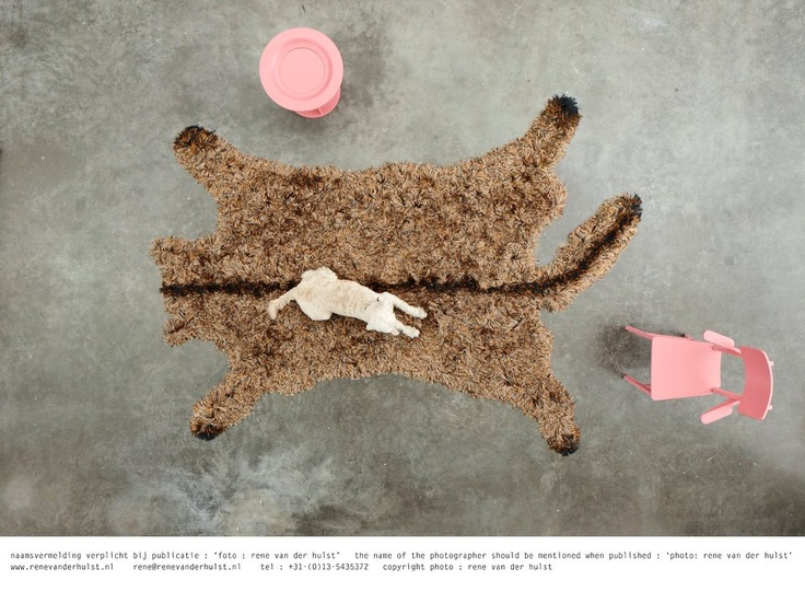 Coming Soon! Lynx from Roadkill collection by DutchDesigner Roderick Vos (www.carpetsign.nl)