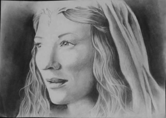 LOTR Galadriel by ~TatharielCreations on deviantART