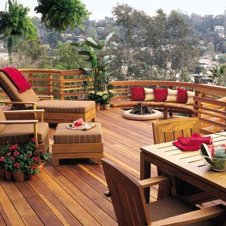 37 Best Deck Designs Images On Pinterest Deck Design Outdoor