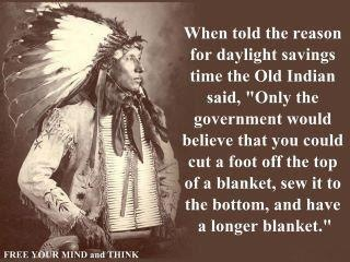 Have I told you how I feel about Daylight Savings Time?