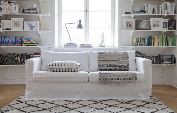 The 25 best ikea sofa covers ideas on pinterest ikea for Chaise urban ikea