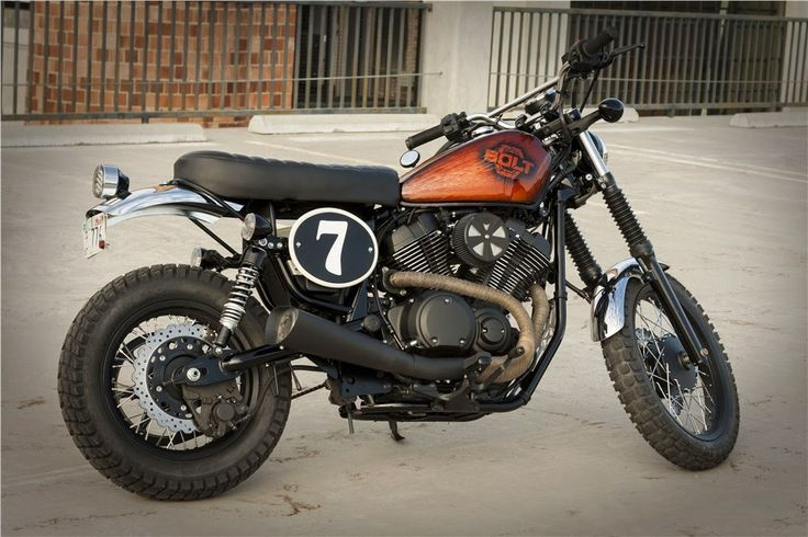 Image result for scrambler motorcycle numbers on the tank