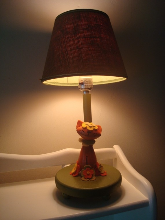 Irmi Cat Lamp